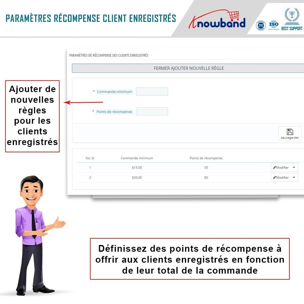 bundle - Promotions & Cadeaux - Customer Retention Pack - Increase subscriber base - 7