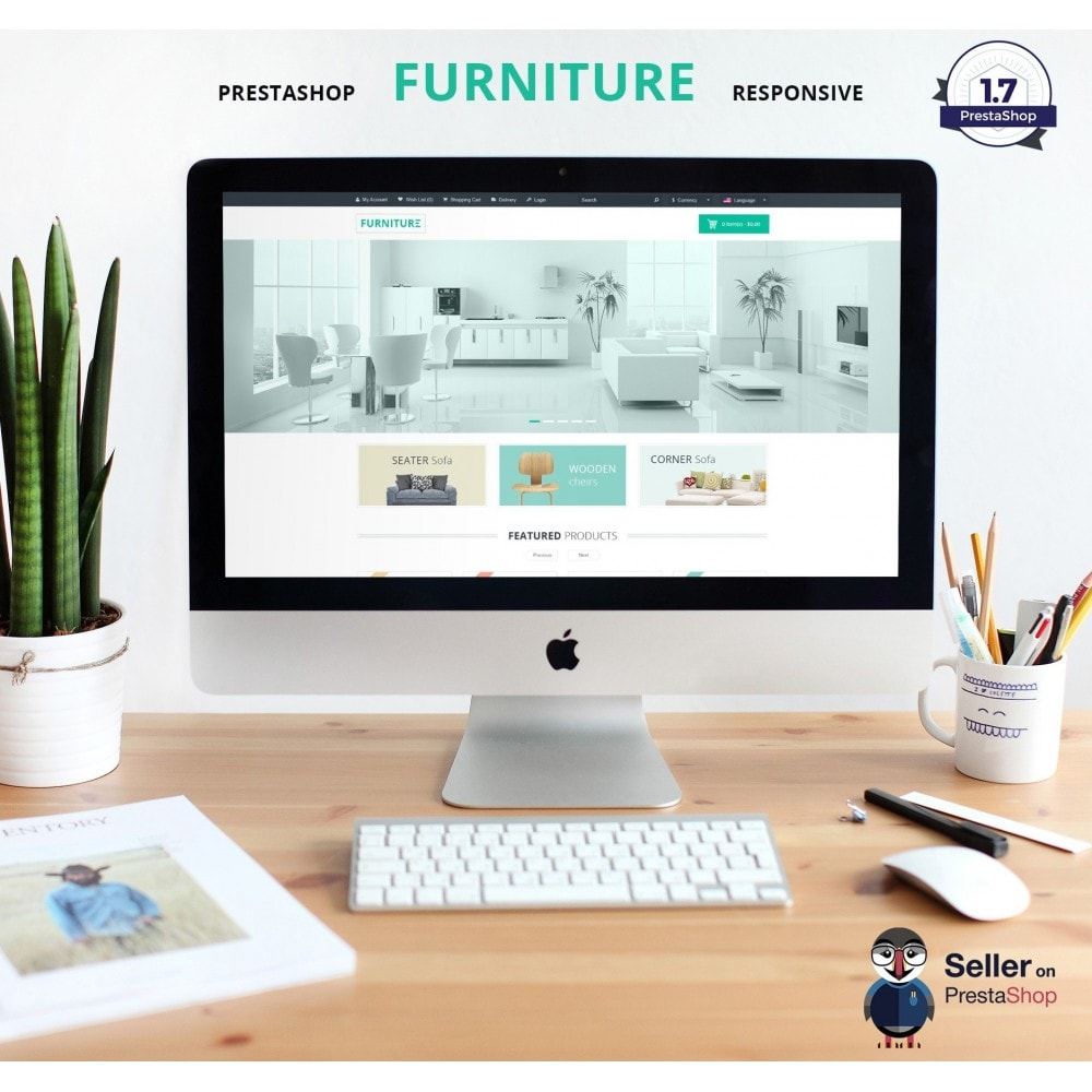 theme - Maison & Jardin - Furniture Shop - 1