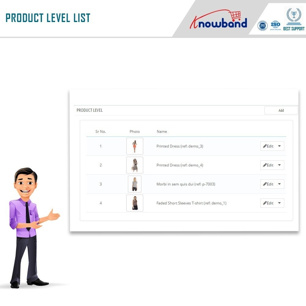 module - Vendas cruzadas & Pacotes de produtos - Knowband - Automatic Related Products - 5
