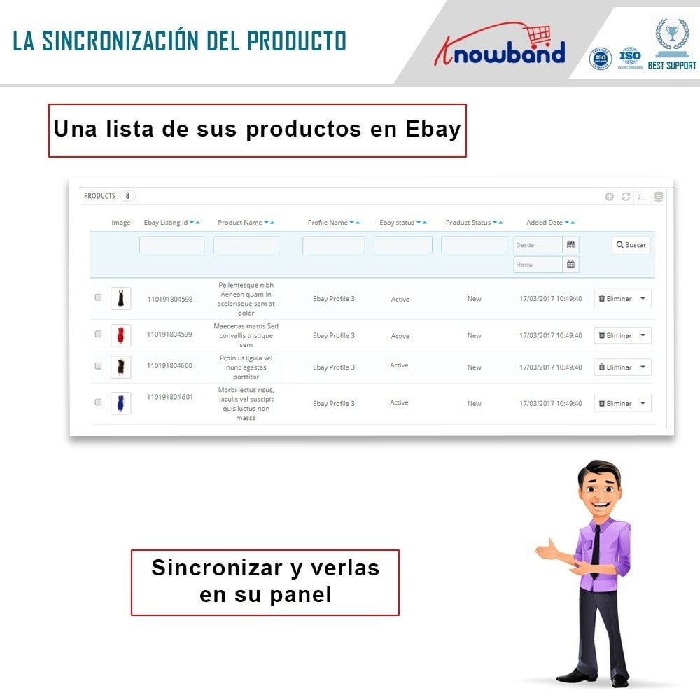 module - Marketplaces - Knowband - Integración Ebay Marketplace - 6