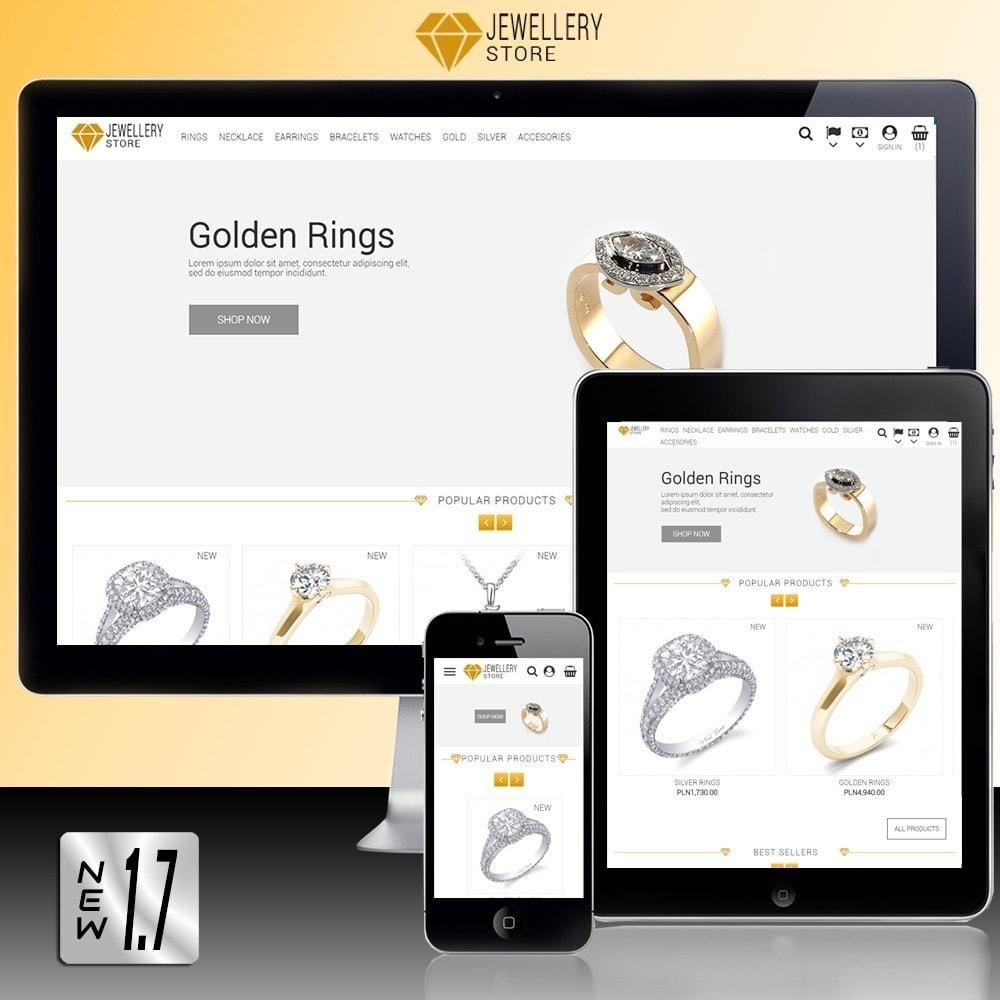 theme - Joalheria & Acessórios - Jewellery Store - 1