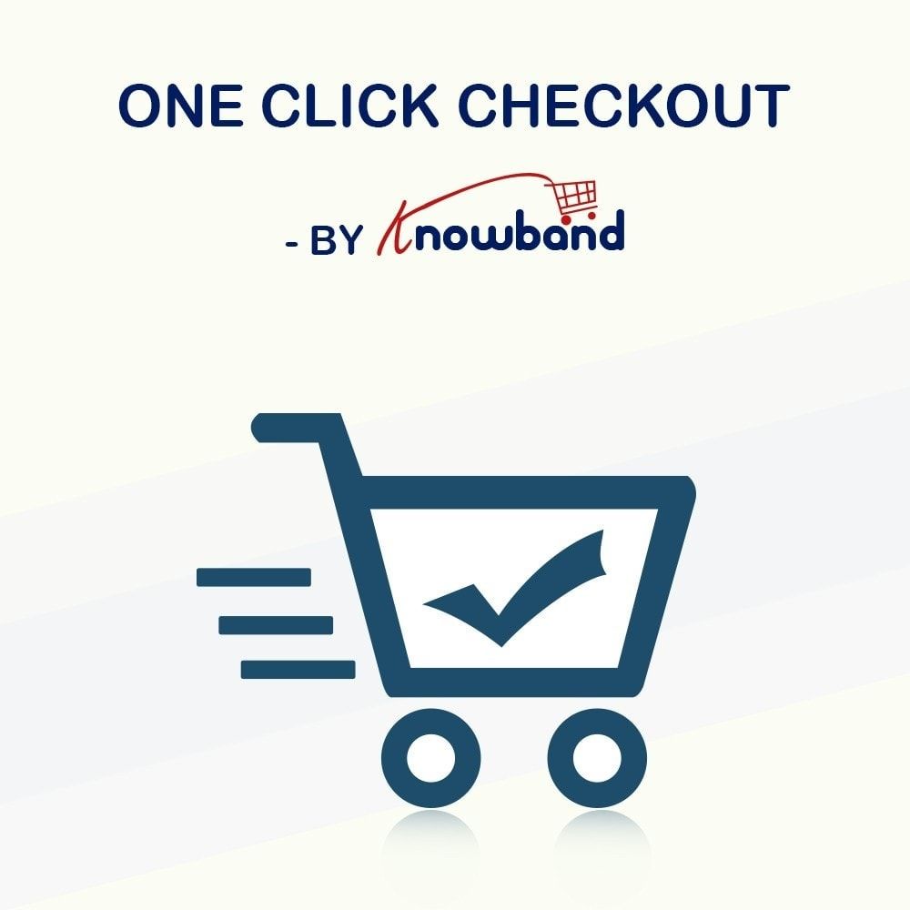 module - Express Checkout Process - Knowband - One Click Checkout - 1