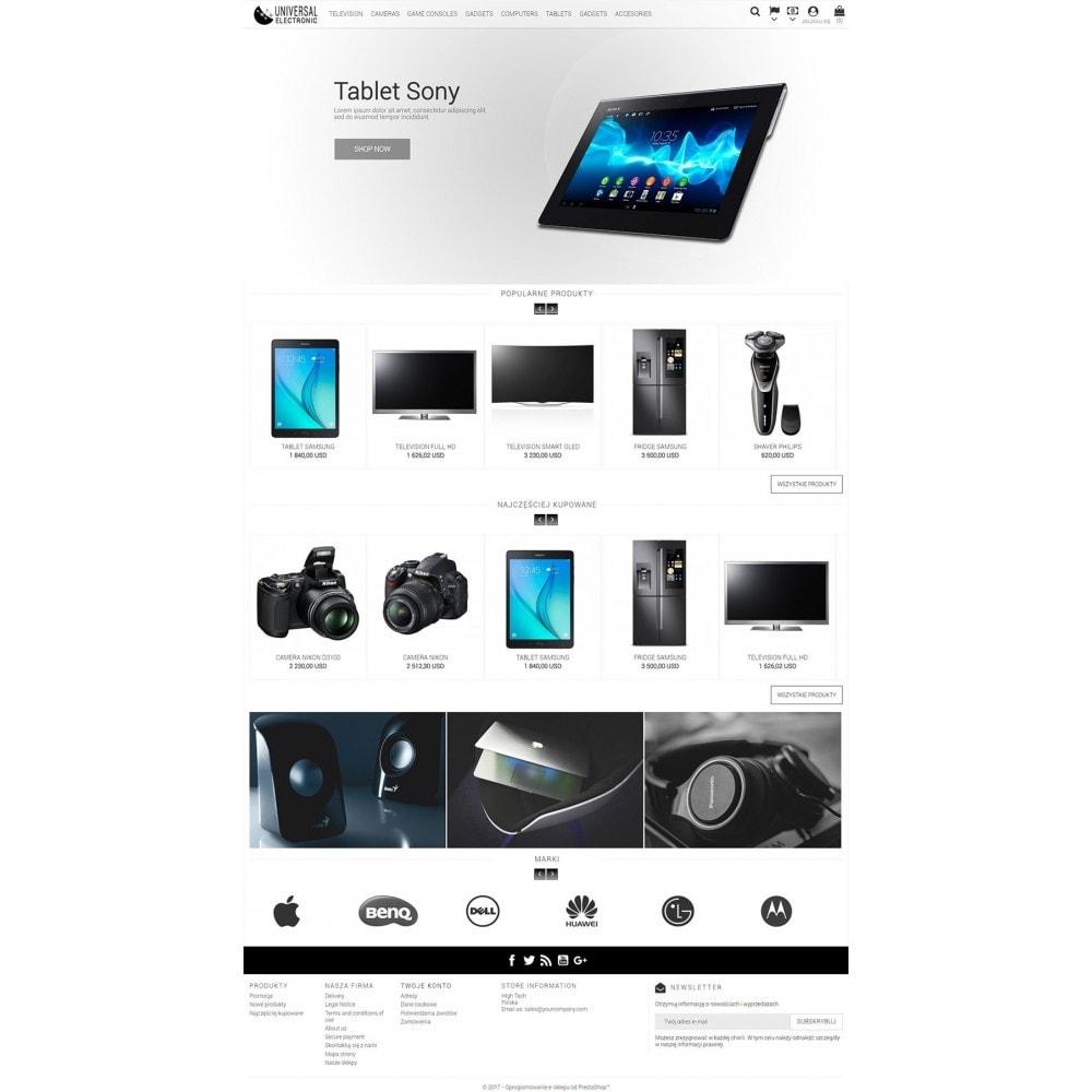 theme - Elektronika & High Tech - Universal Electronic - 2