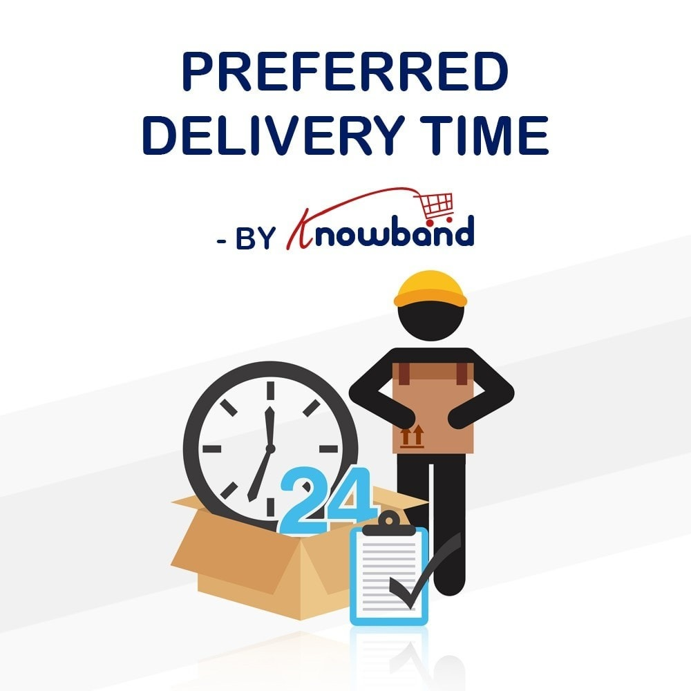 module - Delivery Date - Knowband - Preferred Delivery Time - 1