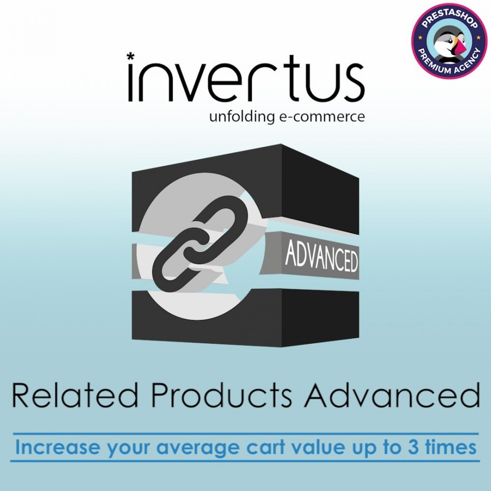 module - Ventas cruzadas y Packs de productos - Related Products Advanced - 1