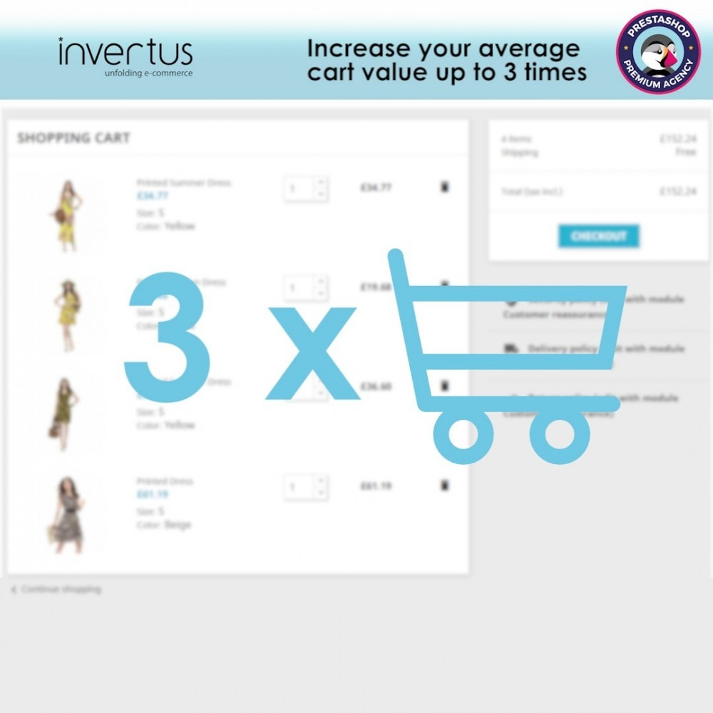 bundle - Vendas cruzadas & Pacotes de produtos - Auction Pack: Increase average cart value - 2