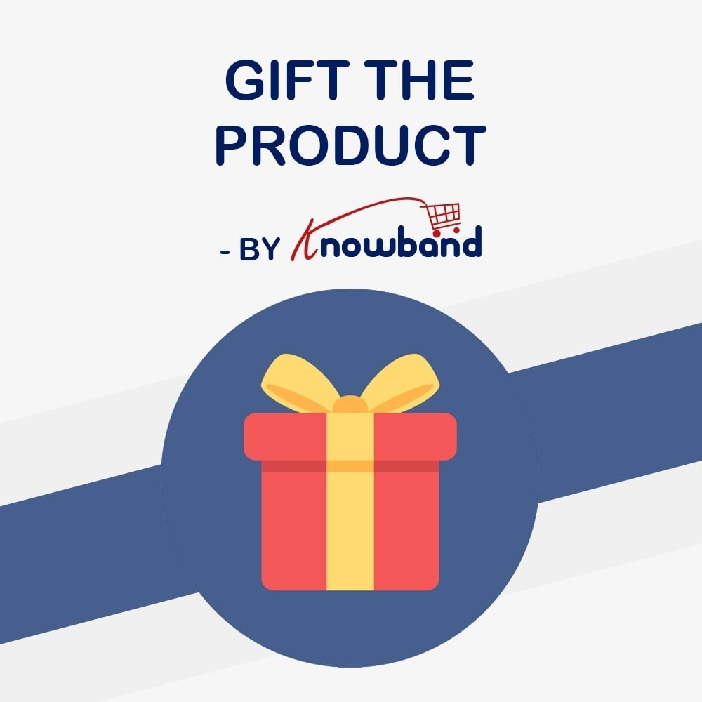 module - Promoties & Geschenken - Knowband - Gift the product - 1