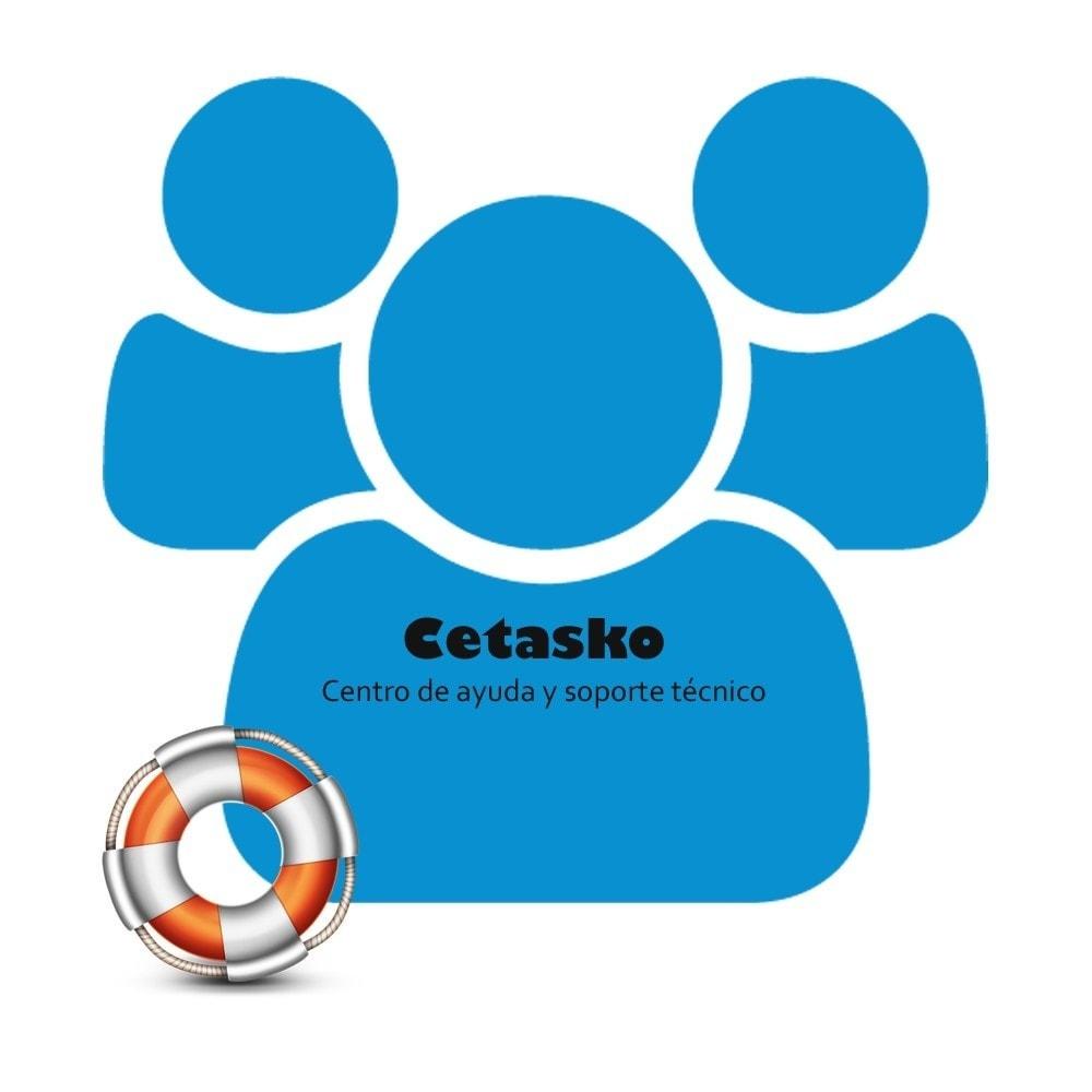 module - Послепродажное обслуживание - Cetasko - 1
