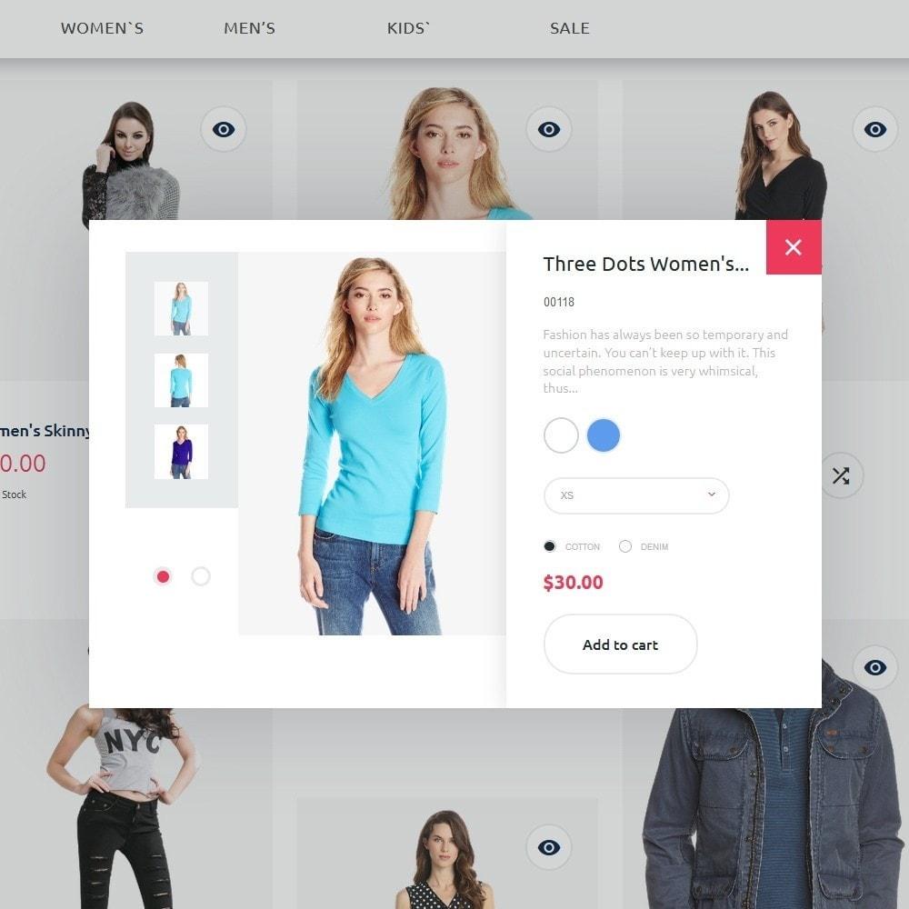 theme - Mode & Chaussures - Stylenium - Boutique de mode thème PrestaShop adaptatif - 7