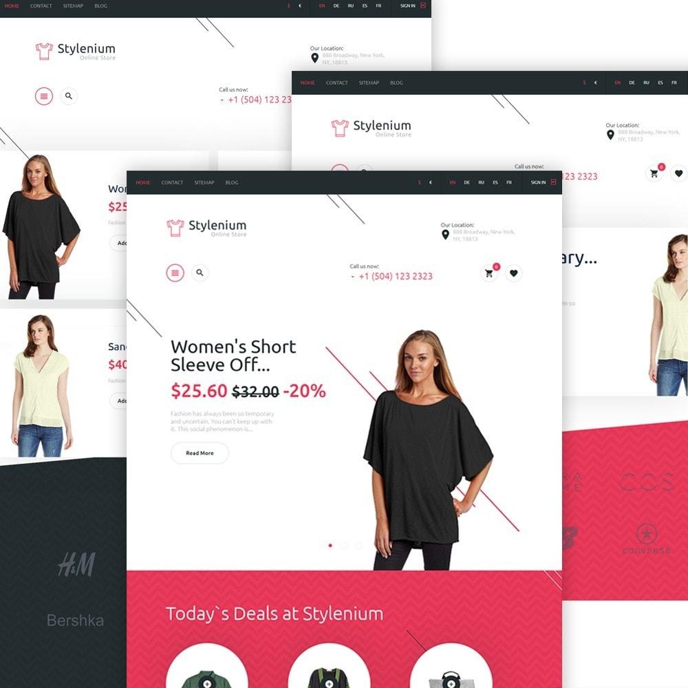 theme - Moda & Calzature - Stylenium - Negozio di abbigliamento PrestaShop - 4
