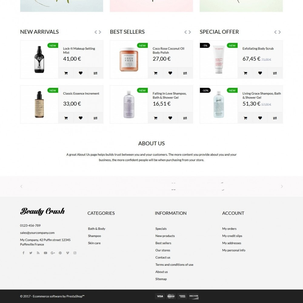 theme - Health & Beauty - Beauty Crush Cosmetics - 4