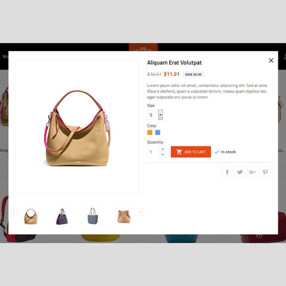 theme - Mode & Schoenen - Valise Store - 8