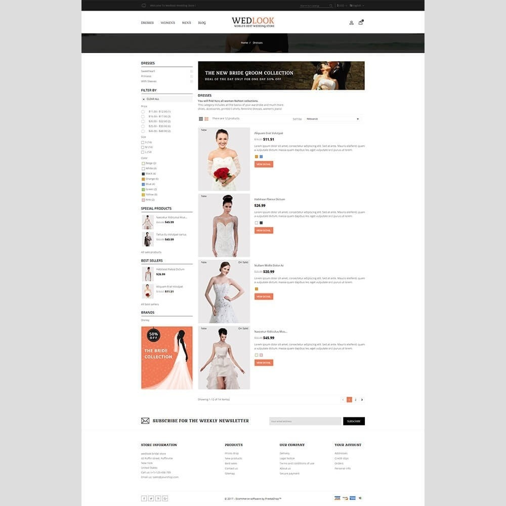 theme - Moda y Calzado - wedlook fashion store - 4