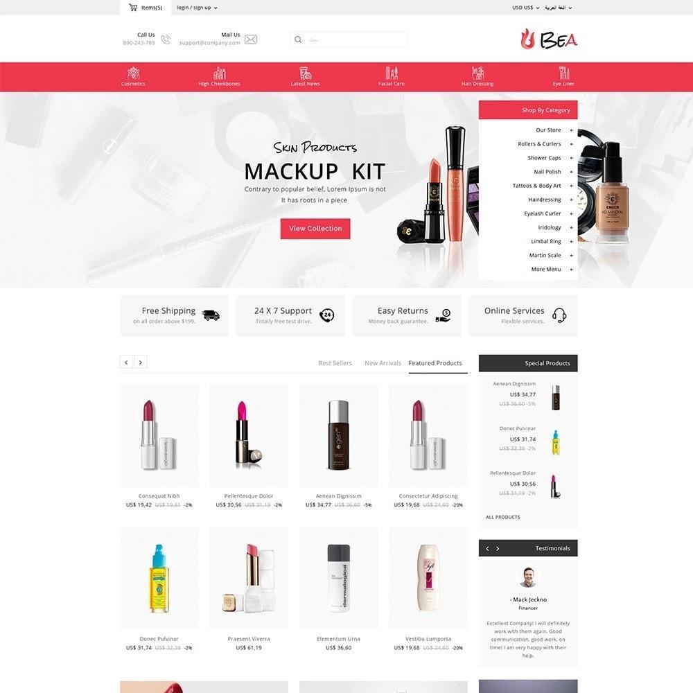 theme - Salute & Bellezza - Beashop Beauty Store - 12