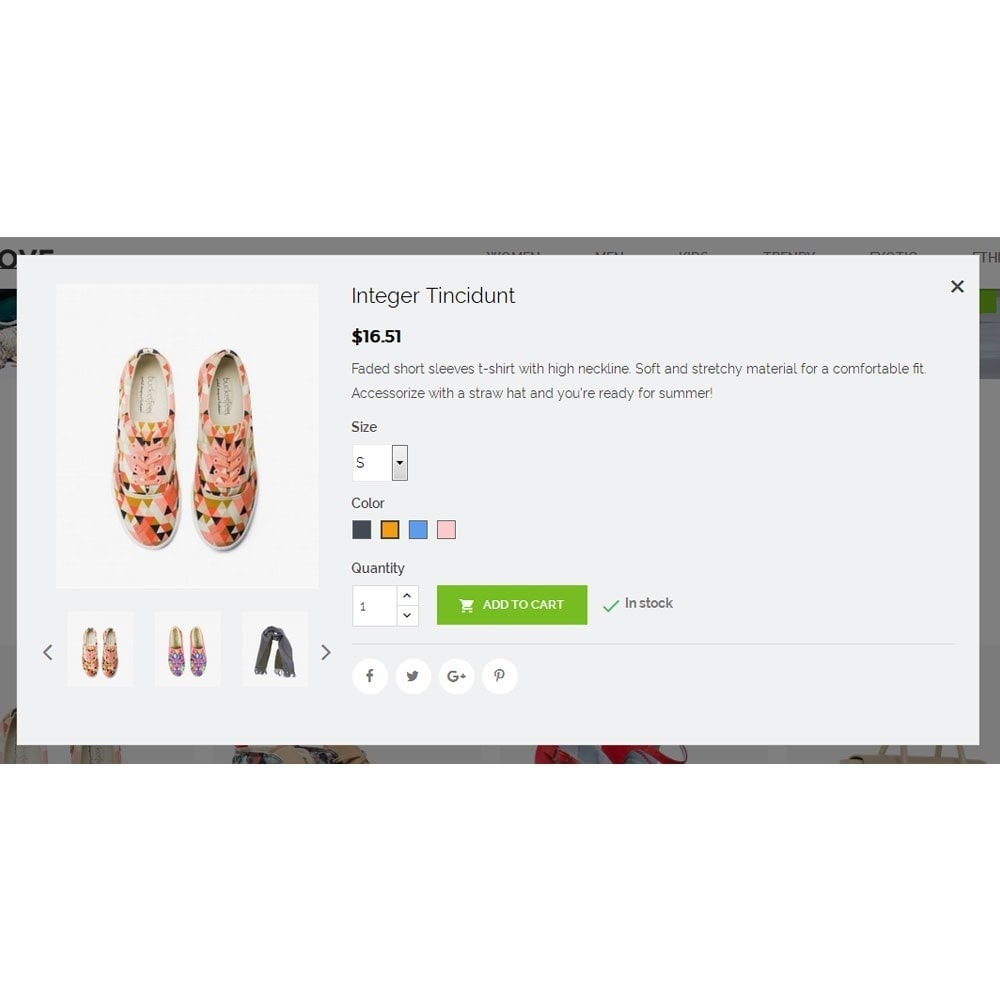 theme - Mode & Chaussures - GrooveFashion Store - 8