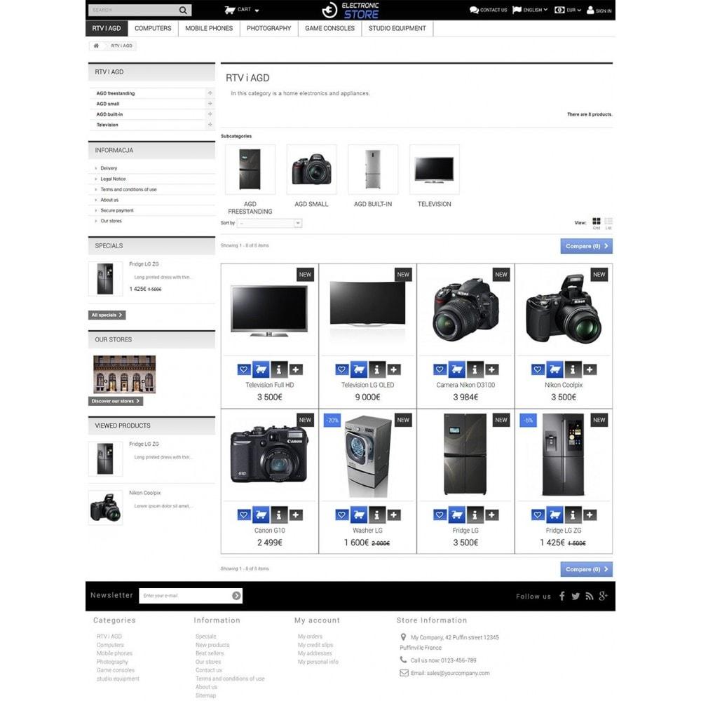 theme - Elektronika & High Tech - Electronic Store - 5