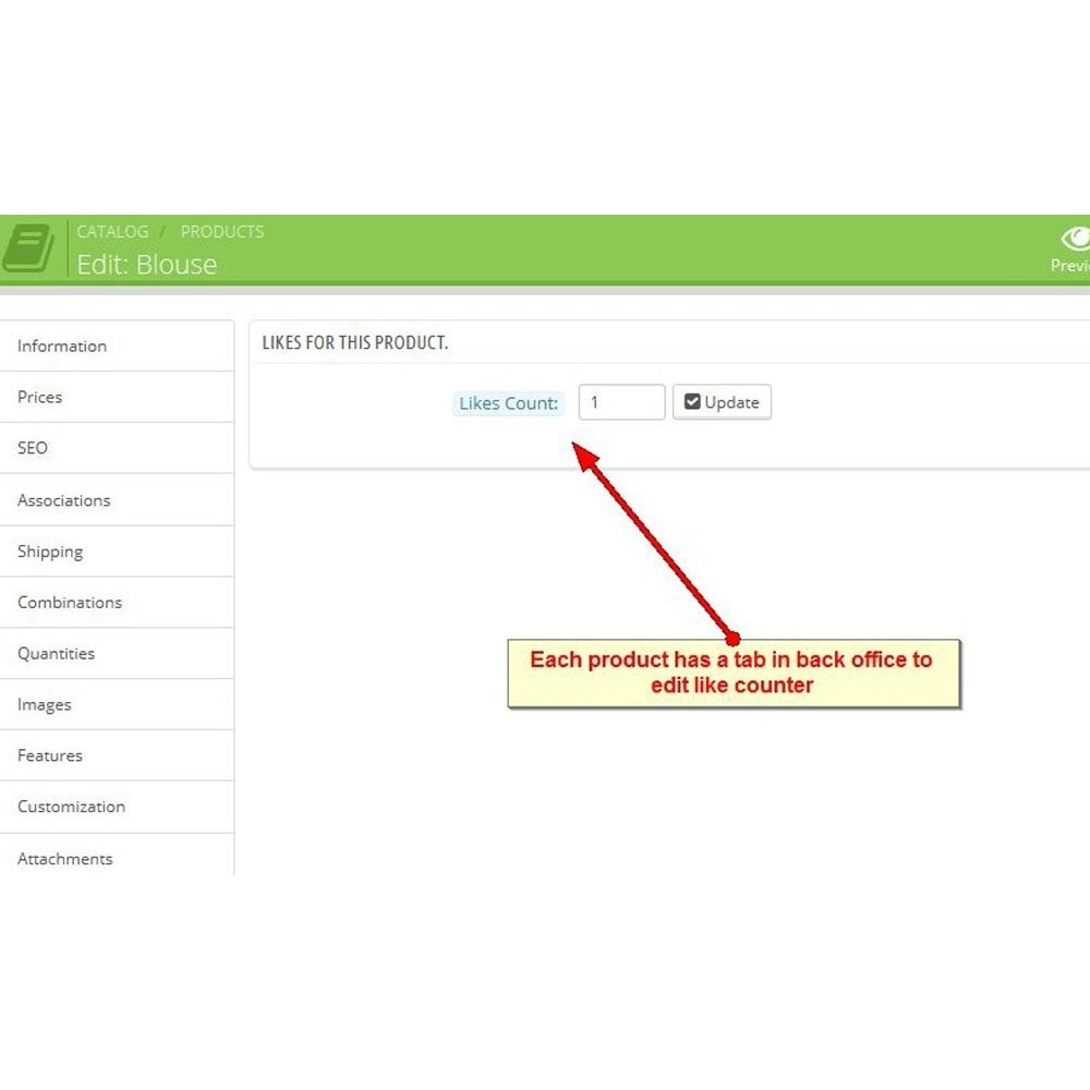 module - Kundenbewertungen - Produkt gefällt, Kundenbewertungen - 5