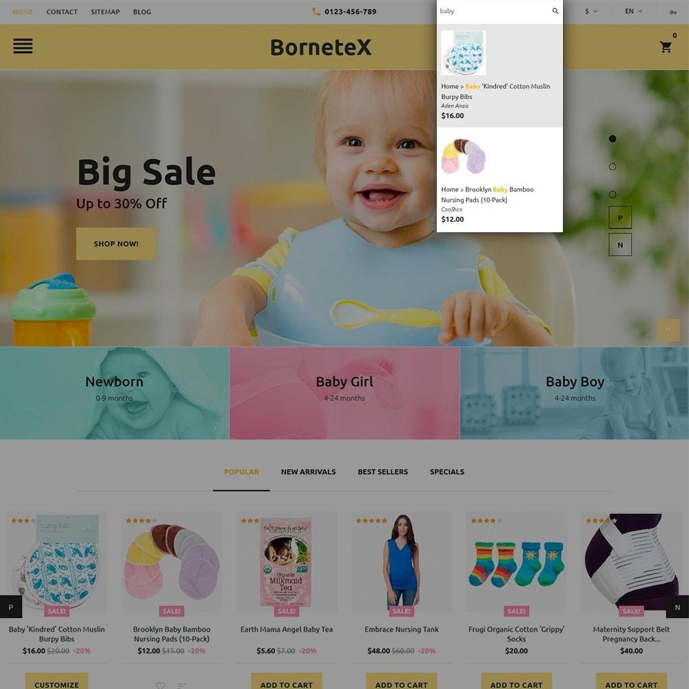 theme - Zabawki & Artykuły dziecięce - BorneteX - Maternity Store - 6