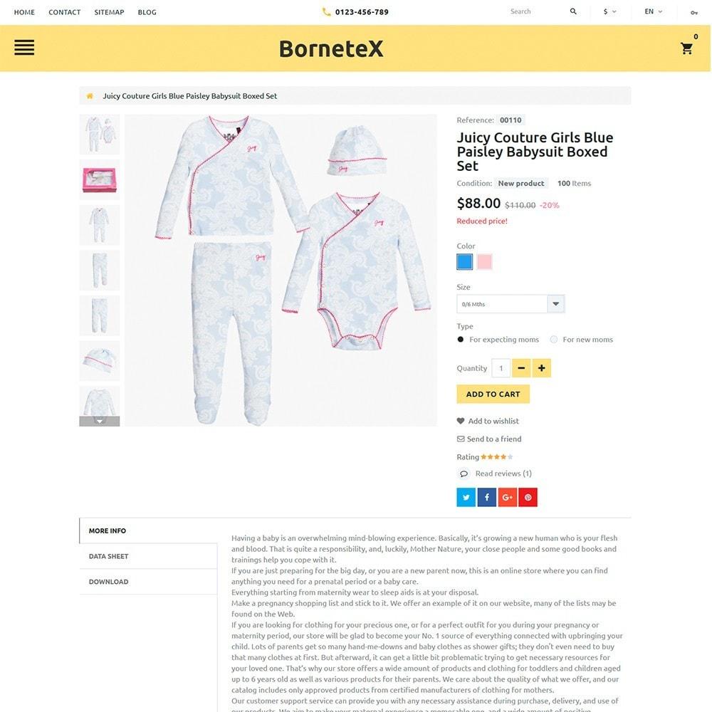 theme - Niños y Juguetes - BorteneX -  Sitio de Tienda de Productos para Bebés - 5