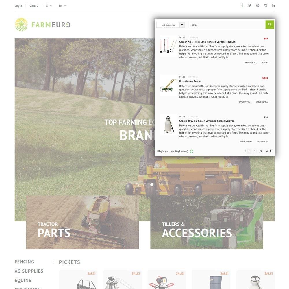 theme - Coches y Motos - Tema de PrestaShop para Sitio de Granjas - 4