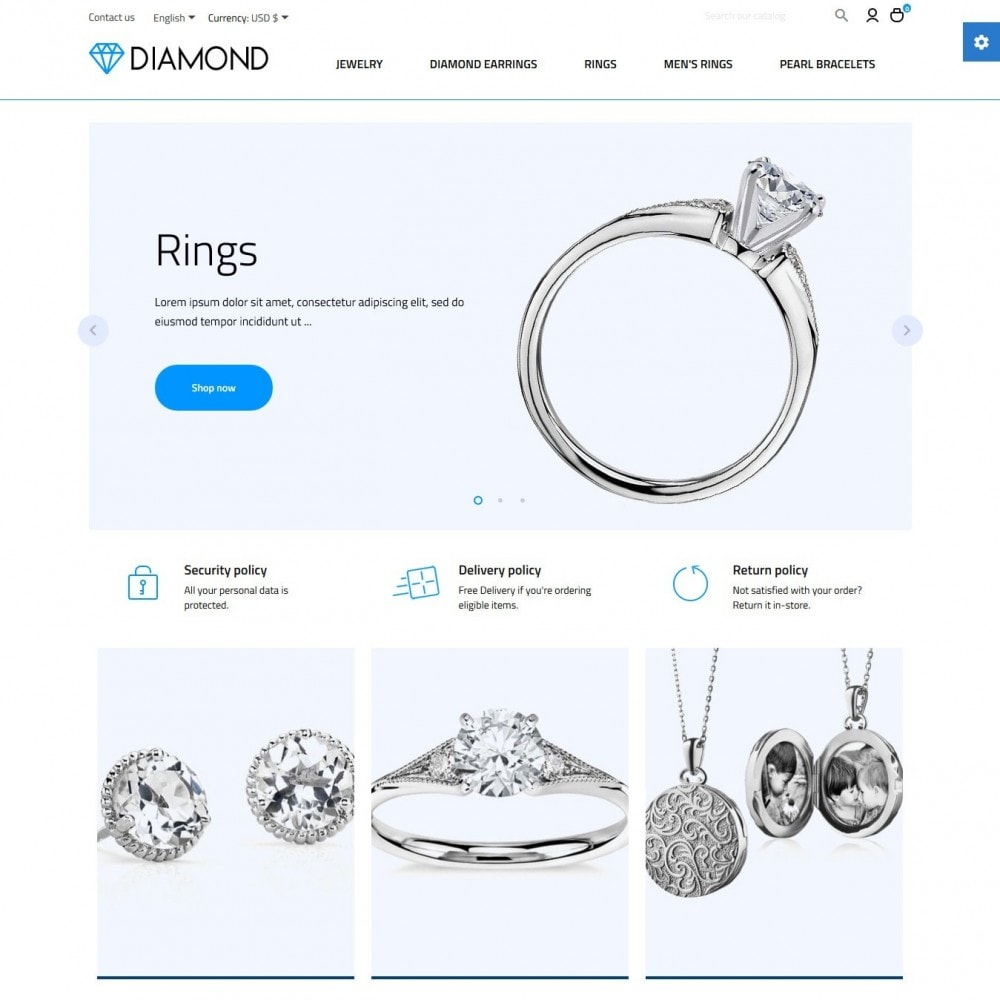 theme - Jewelry & Accessories - Diamond - 2