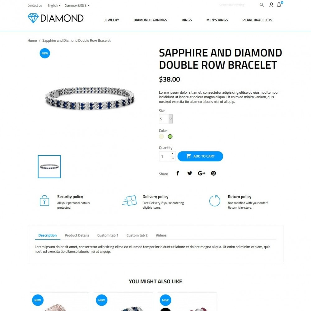 theme - Jewelry & Accessories - Diamond - 6