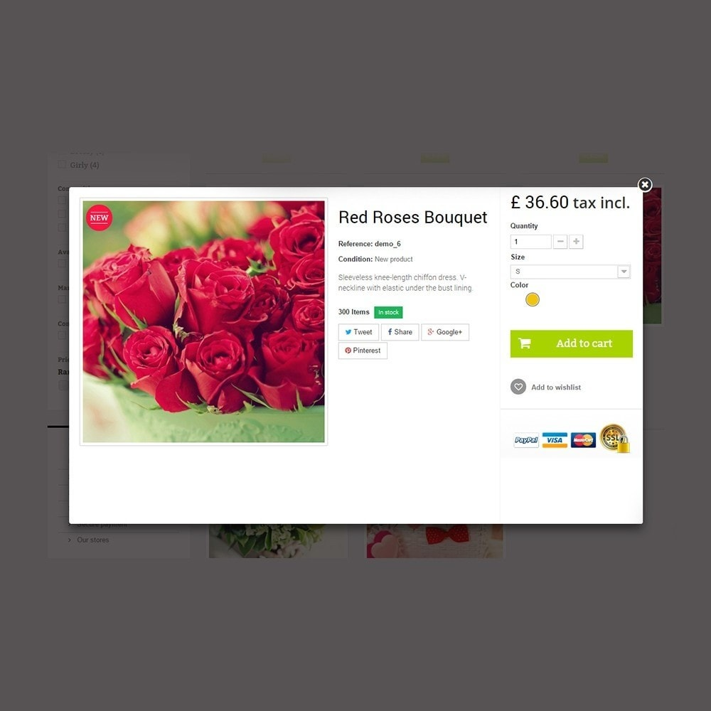 theme - Regalos, Flores y Celebraciones - FLOWER SHOP - 7