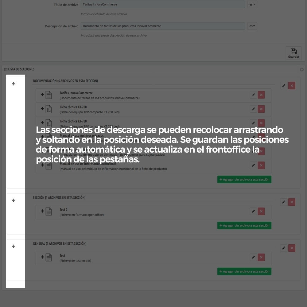 module - Productos Digitales (de descarga) - Zona privada de descargas para clientes autorizados - 7
