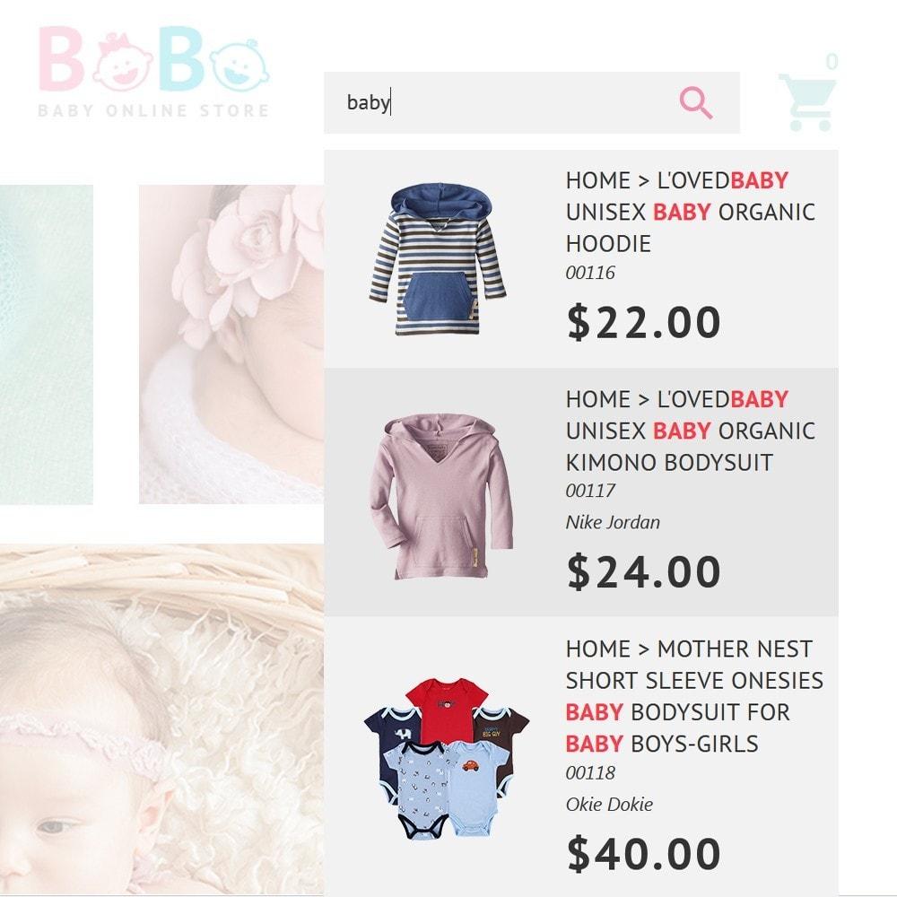 theme - Kinderen & Speelgoed - BoBo - Baby Online Store - 4