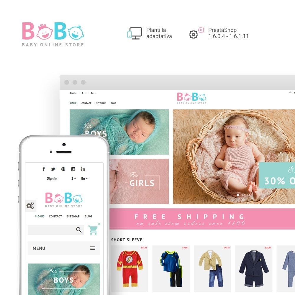 theme - Niños y Juguetes - BoBo - Sitio de Tienda de Productos para Bebés - 2