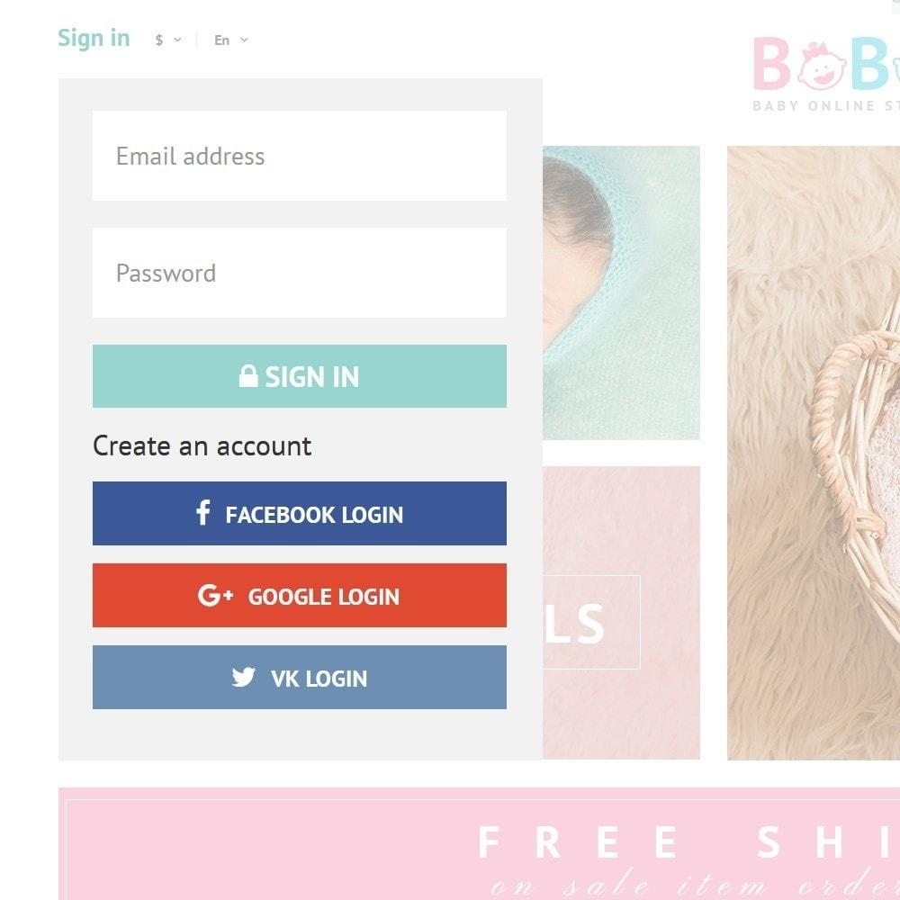 theme - Niños y Juguetes - BoBo - Sitio de Tienda de Productos para Bebés - 4