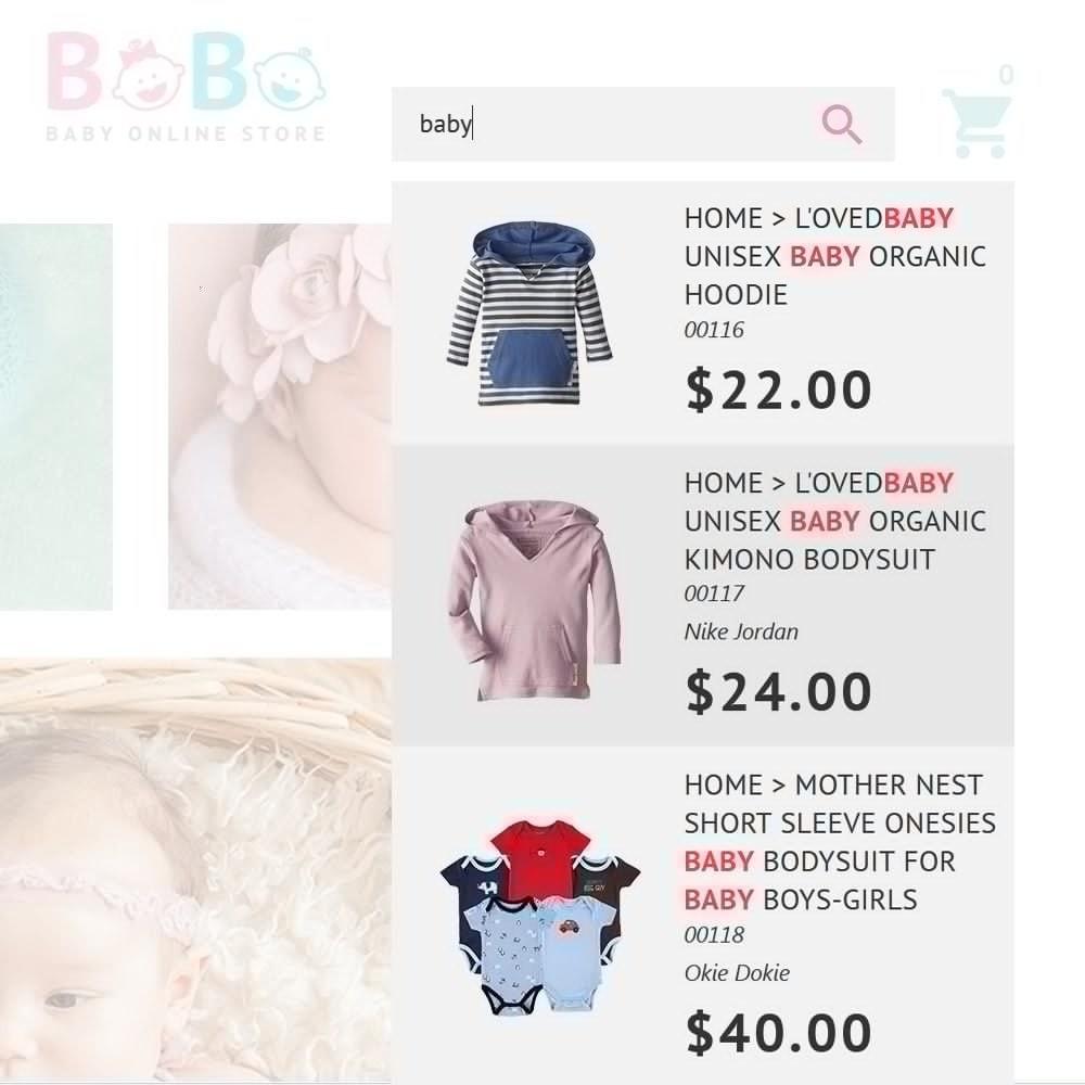 theme - Дети и Игрушки - BoBo - PrestaShop шаблон для продажи детских товаров - 5