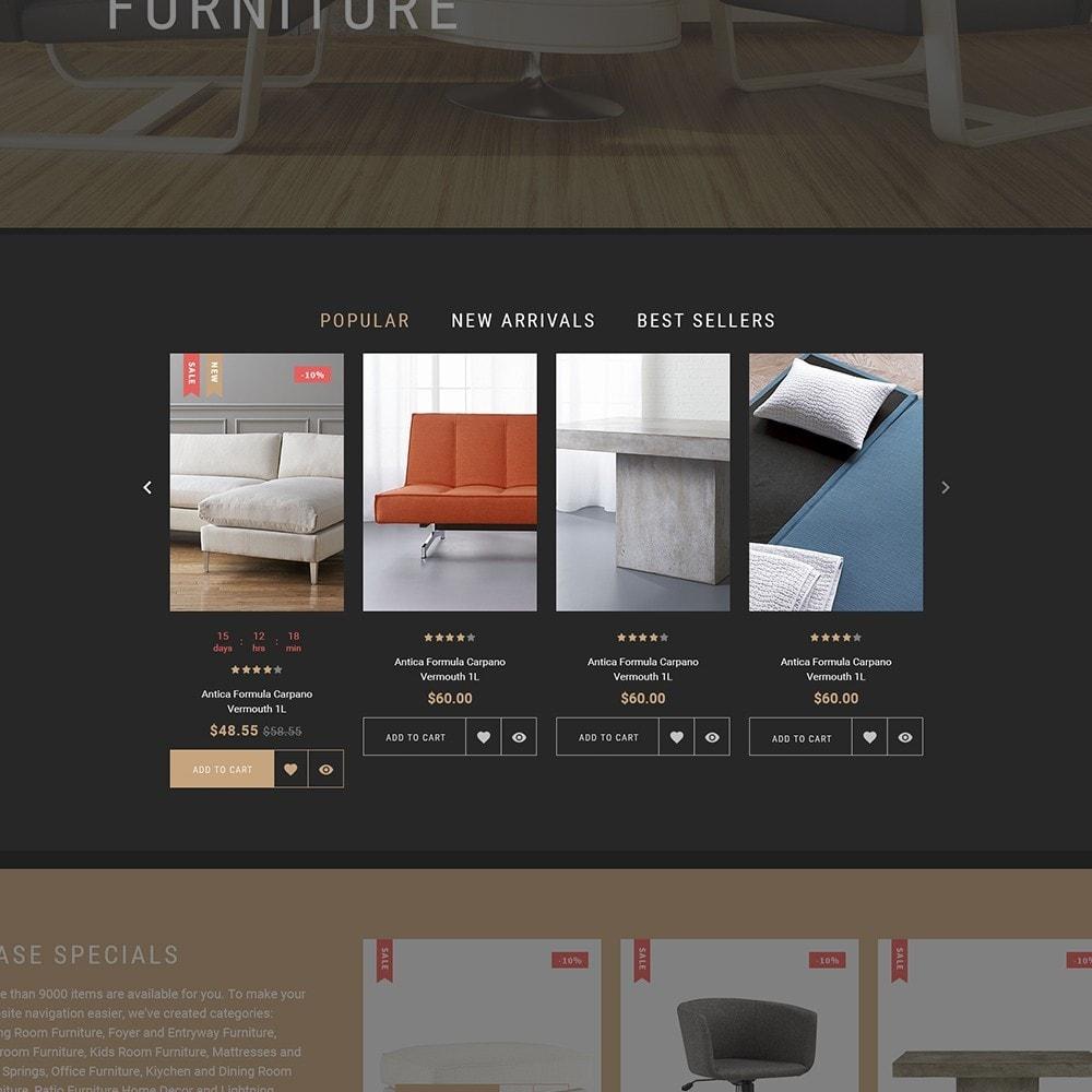 theme - Hogar y Jardín - Sofarman - Tema de PrestaShop para Sitio de Muebles - 4