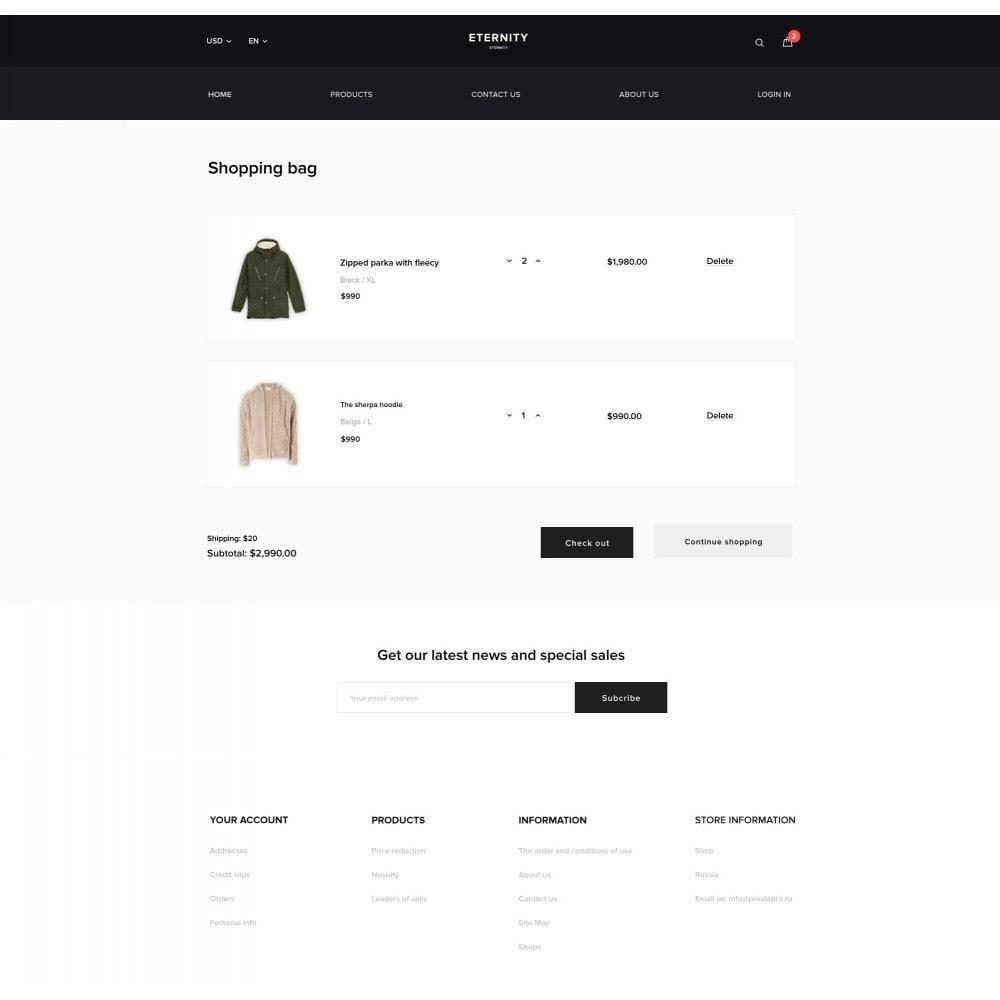 theme - Moda & Calzature - Eternity - Clothes Store - 4