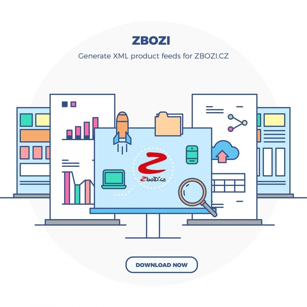 module - Comparadores de Precios - Zbozi Connector - XML Product feed - 6