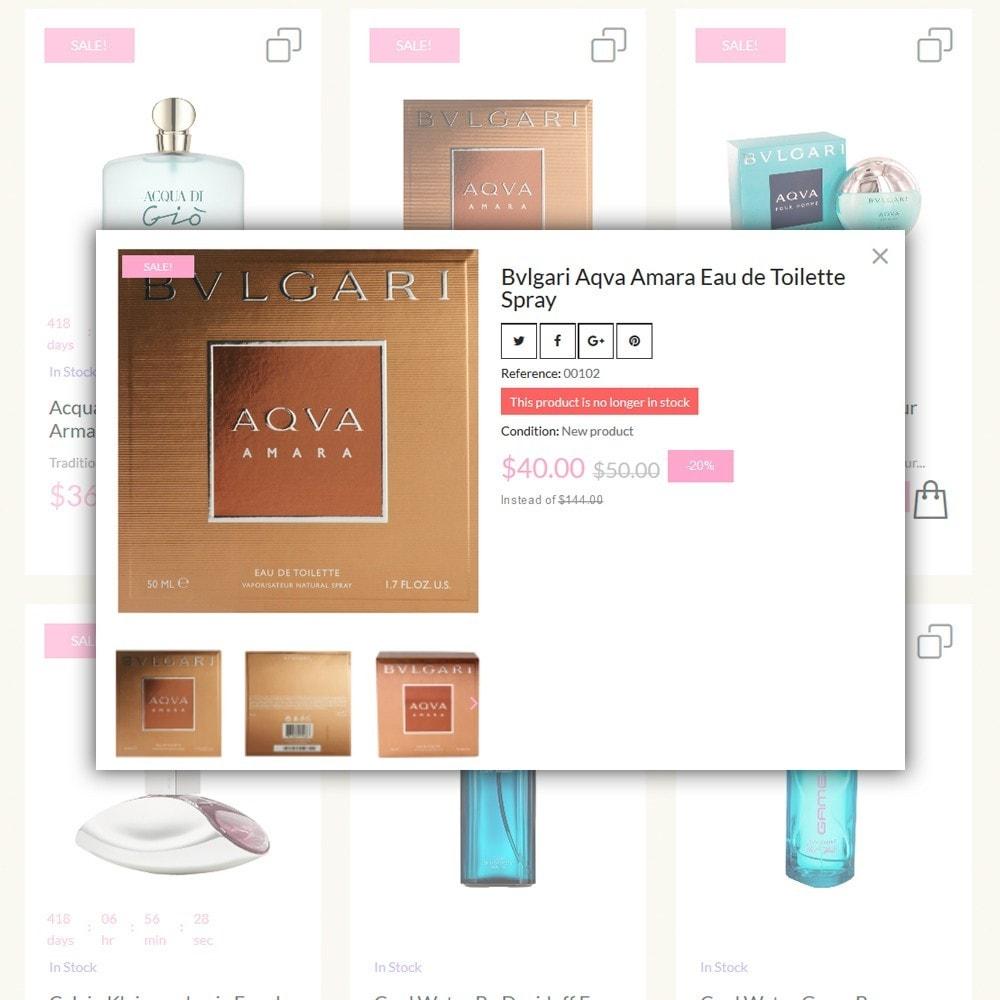 theme - Moda y Calzado - Lunalin - Sitio de Tienda de Cosméticos - 6