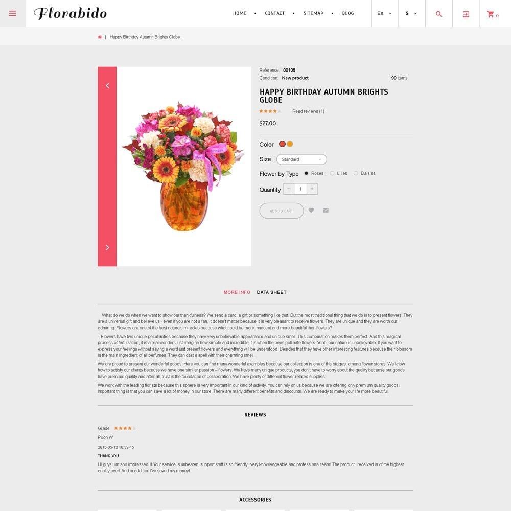 theme - Geschenke, Blumen & Feiern - Florabido - Bouquets & Floral Arrangement - 3