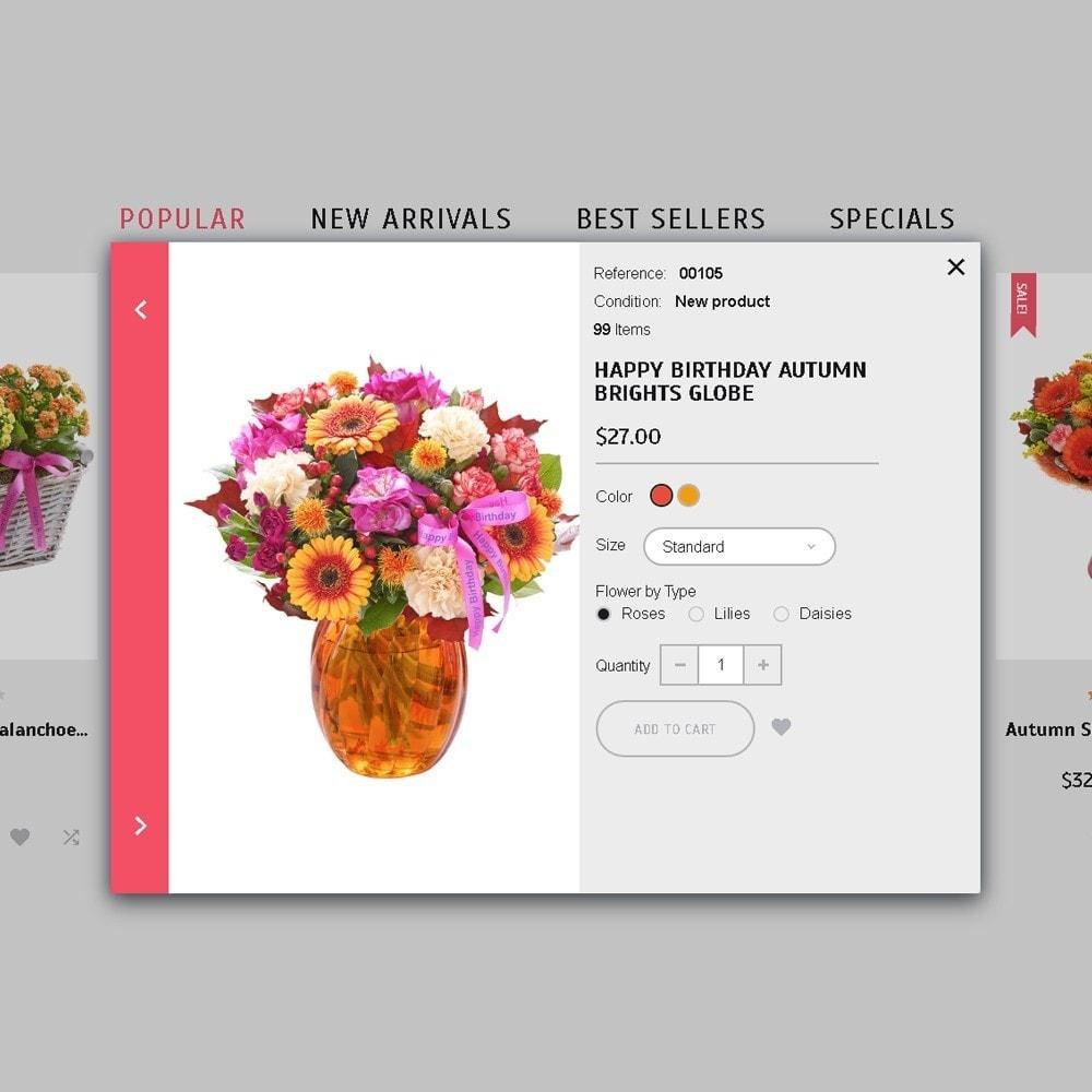 theme - Regalos, Flores y Celebraciones - Florabido - Sitio de Tienda de Flores - 6