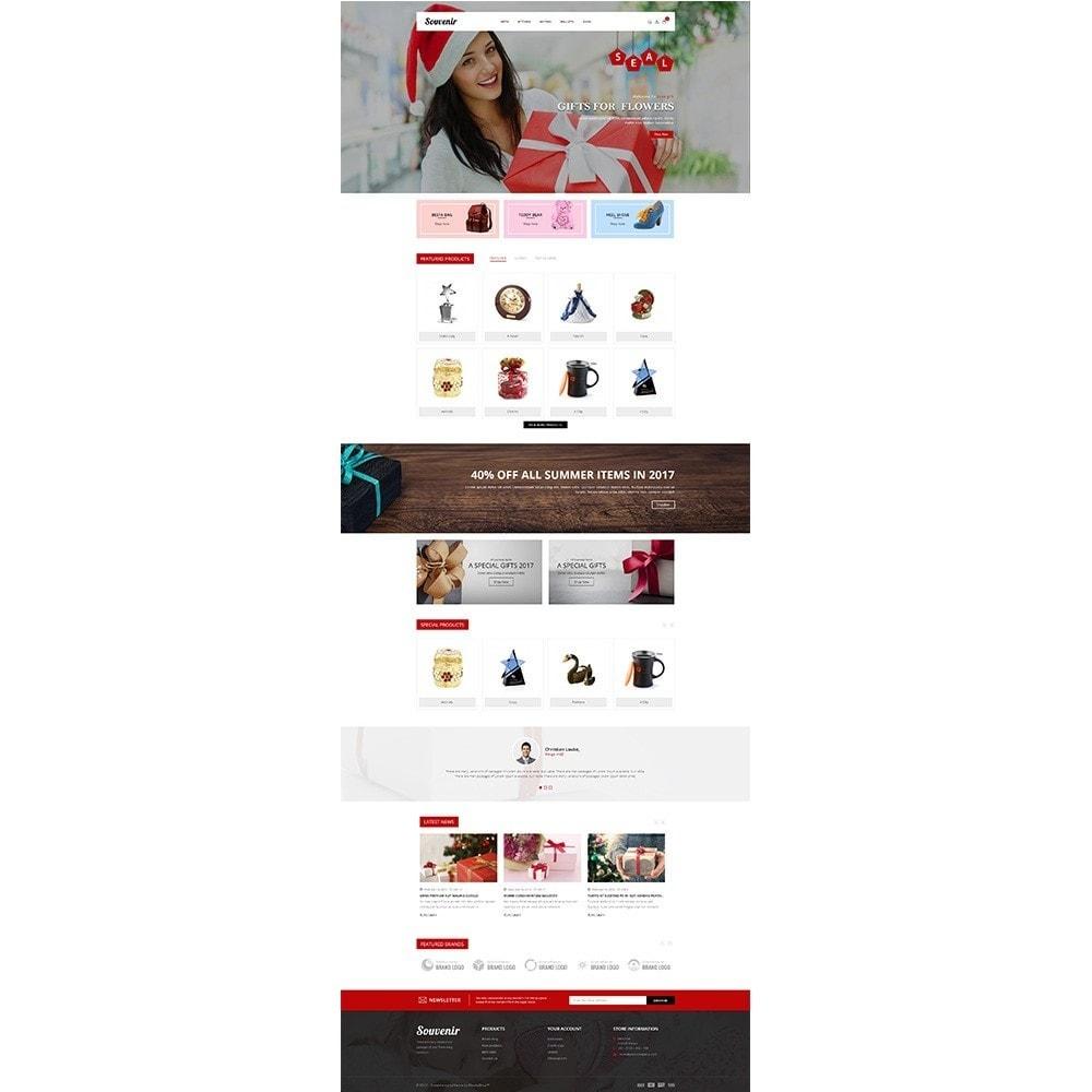 theme - Подарки, Цветы и праздничные товары - Sovunier Store - 2