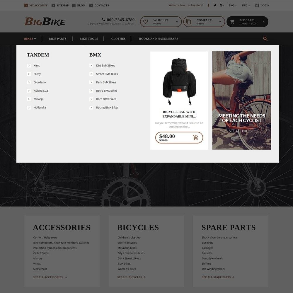 theme - Desporto, Actividades & Viagens - BigBike - Bike Shop Responsive - 6