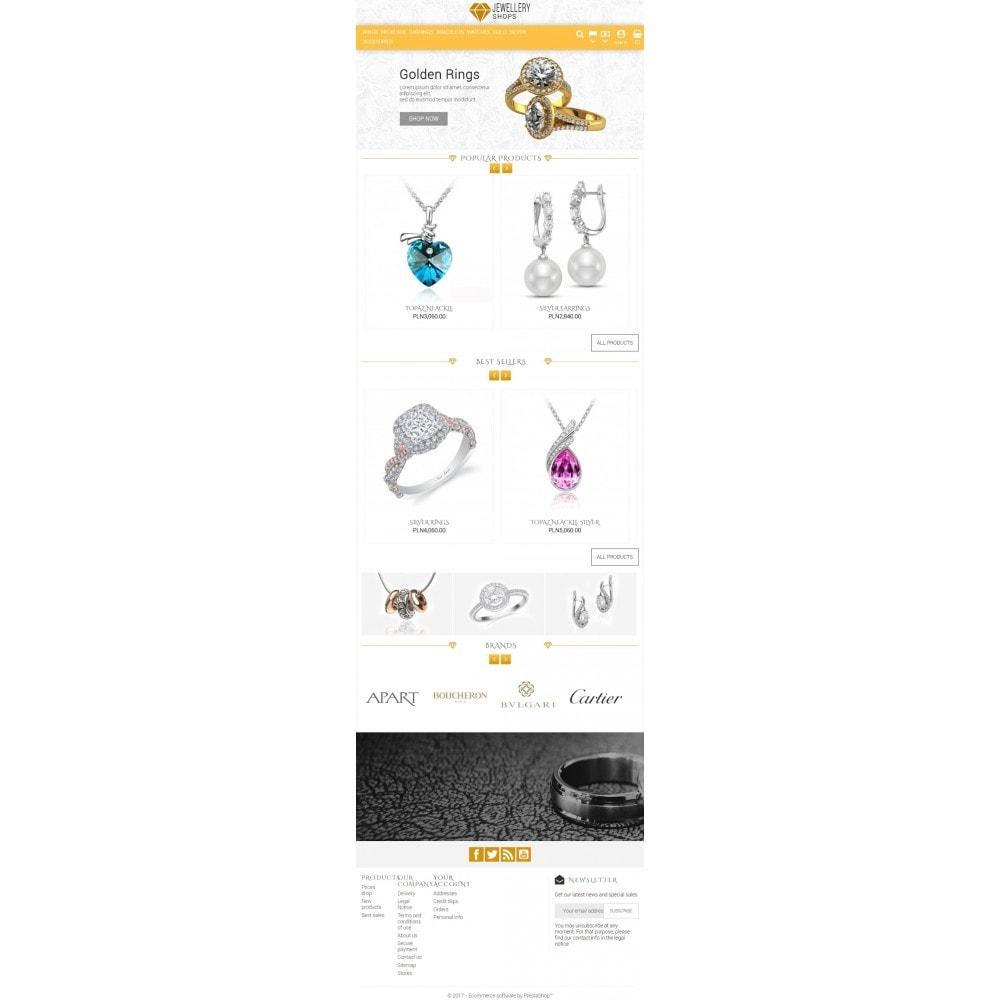 theme - Ювелирные изделия и Аксессуары - Jewellery Shop - 5