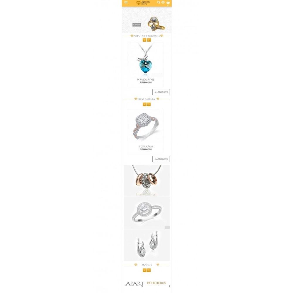 theme - Ювелирные изделия и Аксессуары - Jewellery Shop - 6