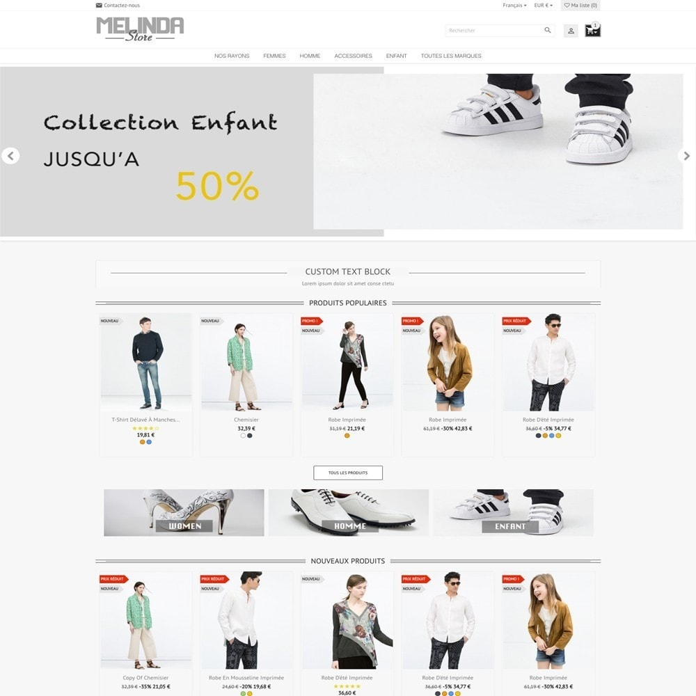 theme - Fashion & Shoes - MELINDA - 5