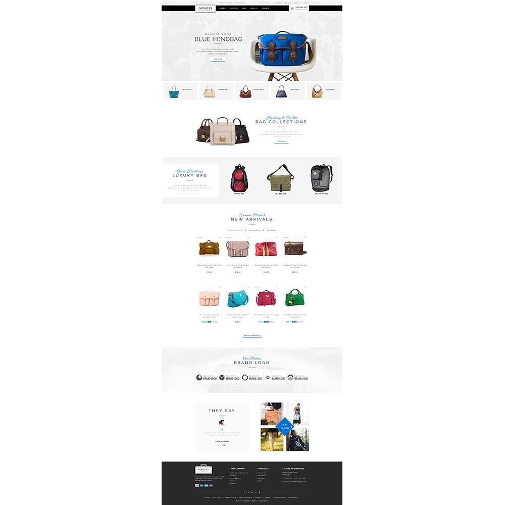 theme - Moda & Calçados - Novolex Handbag Store - 2