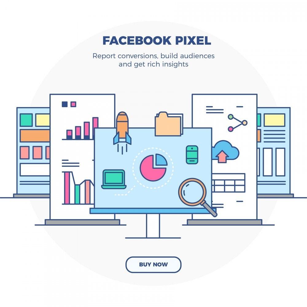 module - Analytics & Statistiche - Pixel Conversion Pro - Integrazione di tutti gli eventi - 2