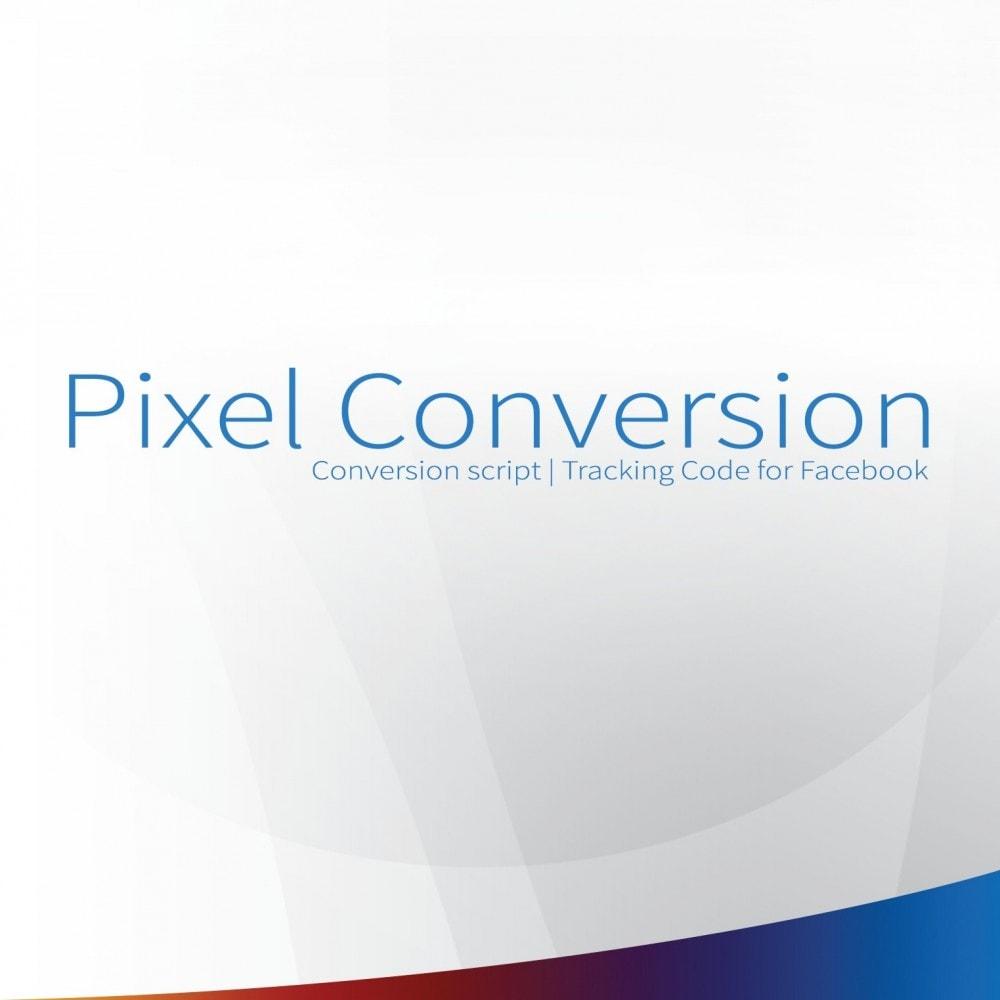 module - Analyses & Statistieken - Pixel Conversion Pro - Volg alle evenementen - 1