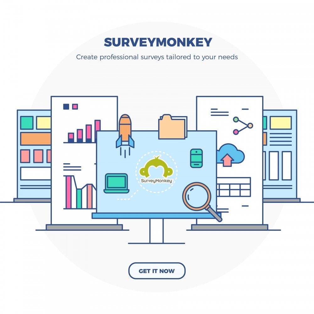 module - Formulaires de Contact & Sondages - SurveyMonkey Integration - Professional surveys - 2