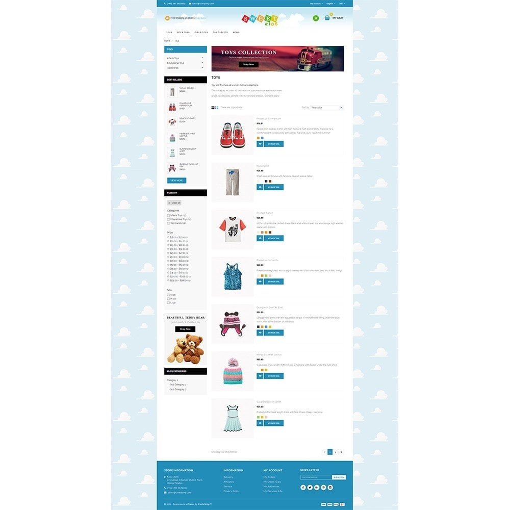 theme - Kinderen & Speelgoed - Kids Store - 4