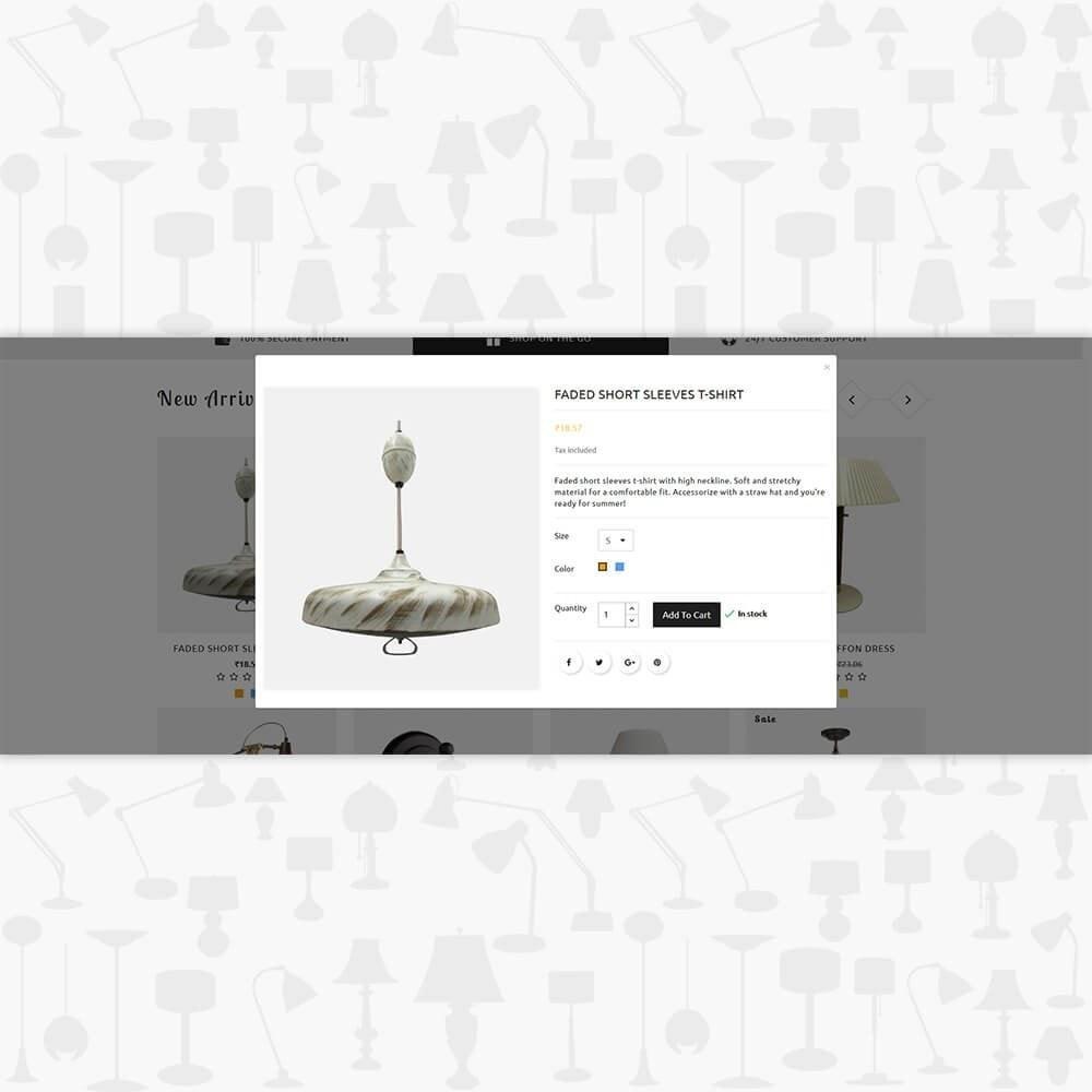 theme - Дом и сад - Tienda Light Store - 7