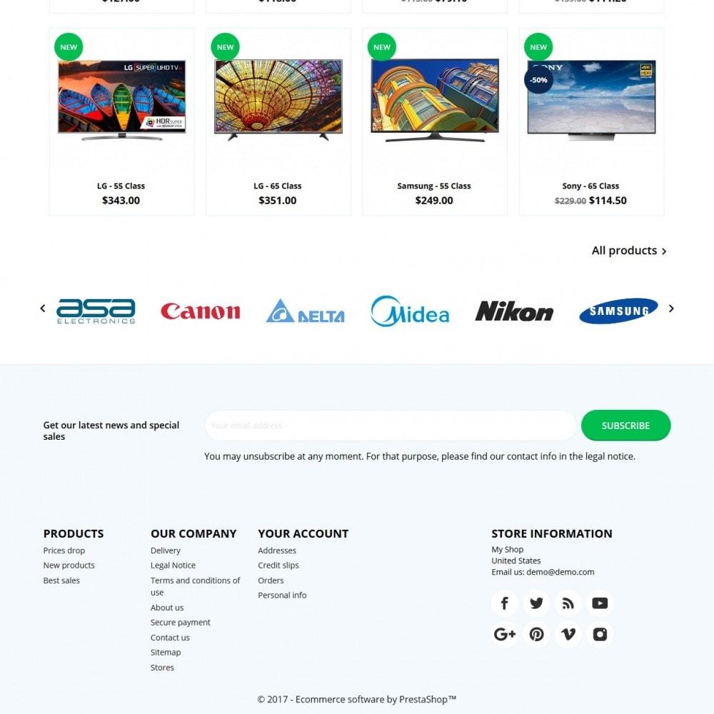theme - Elettronica & High Tech - Electrolux - High-tech Shop - 4